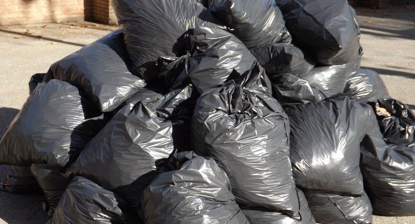 Komunikaty i przetargi, Opóźnienia odbiorze odpadów Przez strajk - zdjęcie, fotografia