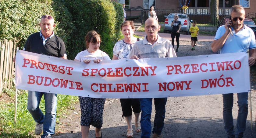 Interwencje czytelników, chcą chlewni sąsiedztwie - zdjęcie, fotografia