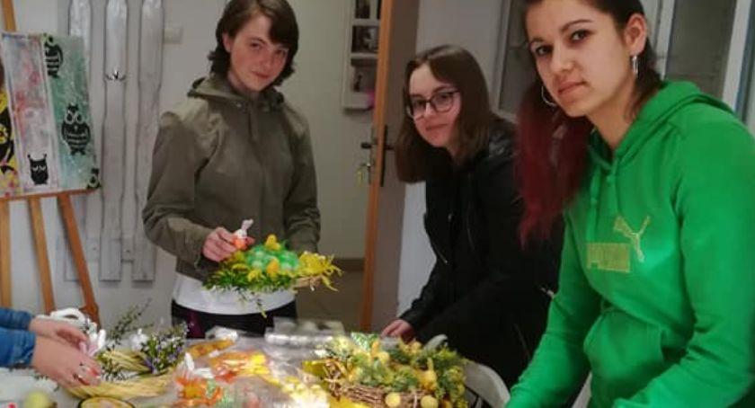 Ośrodki kulturalne, Wielkanocne cudeńka - zdjęcie, fotografia