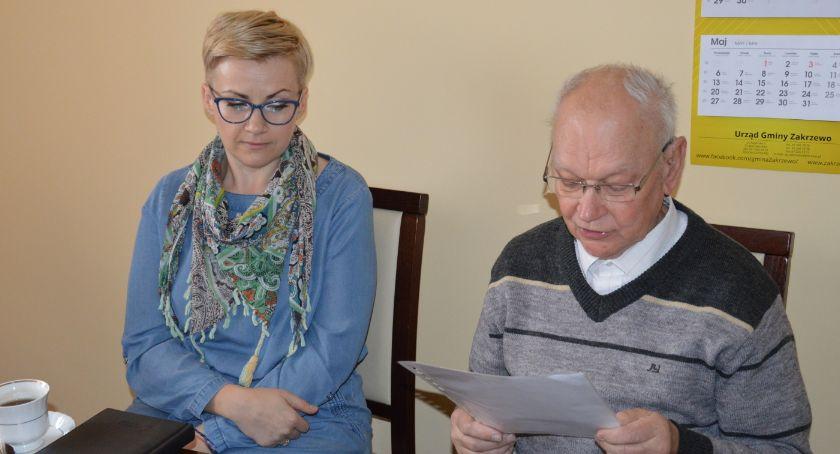 Samorządowcy, Nauczyciele wójta - zdjęcie, fotografia