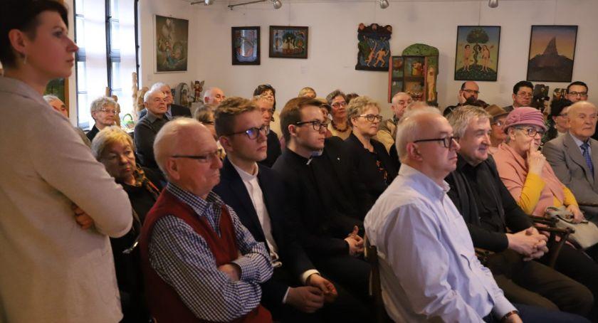 Ośrodki kulturalne, Spotkanie okazji lecia urodzin Leona Pellowskiego - zdjęcie, fotografia