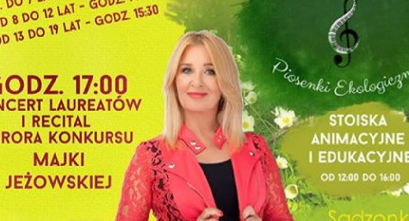 Koncerty muzyka, Majka Jeżowska wystąpi Okonku - zdjęcie, fotografia