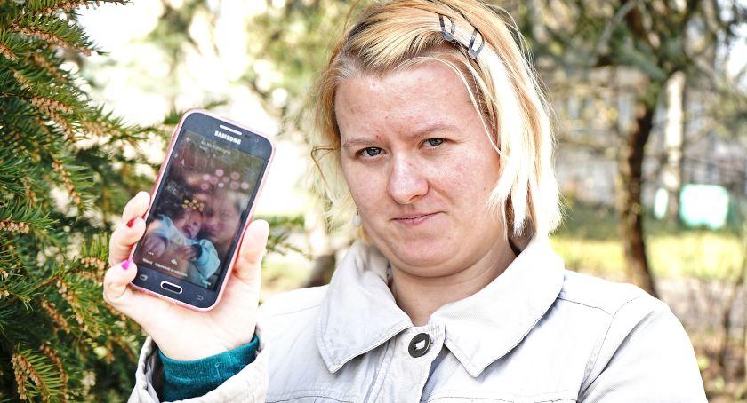 Interwencje czytelników, Liczą dziecko wróci - zdjęcie, fotografia