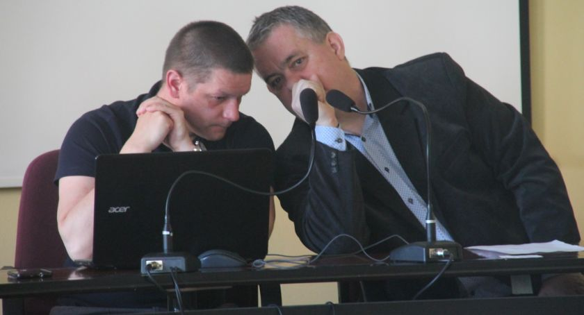 Pozostałe, Zebranie sprawozdawczo wyborcze Sparty Złotów przerwane - zdjęcie, fotografia