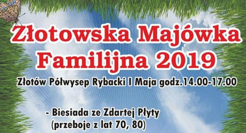 Spotkania i festyny, Złotowska majówka - zdjęcie, fotografia