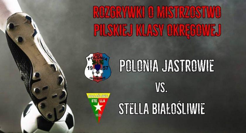 Piłka nożna, Polonia walczy utrzymanie - zdjęcie, fotografia