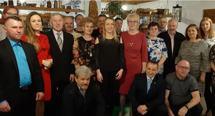Samorządowcy, Sołtysi wybrali delegatów - zdjęcie, fotografia