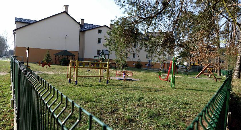 Inwestycje w powiecie, Zakrzewie remont remont - zdjęcie, fotografia
