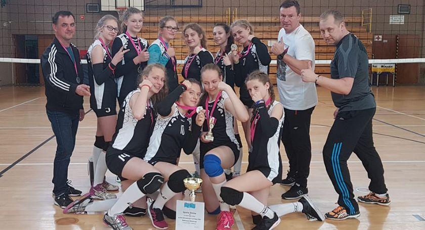 Siatkówka, Spartanki sportowo Szczecinie - zdjęcie, fotografia