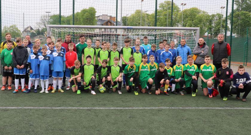 Piłka nożna, Powiatowy finał Wielkopolskiego Turnieju Orlika - zdjęcie, fotografia
