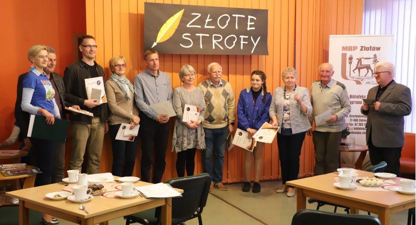 Ośrodki kulturalne, Spotkanie Mariuszem Parlickim podsumowanie konkursów bibliotece - zdjęcie, fotografia