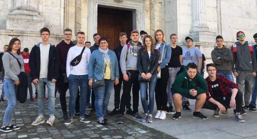 Edukacja, CKZiU praktykach zagranicznych ramach programu Erasmus - zdjęcie, fotografia