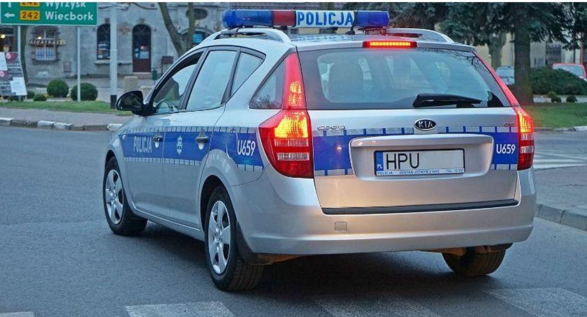 Kronika kryminalna, grozili podpaleniem wywozili - zdjęcie, fotografia