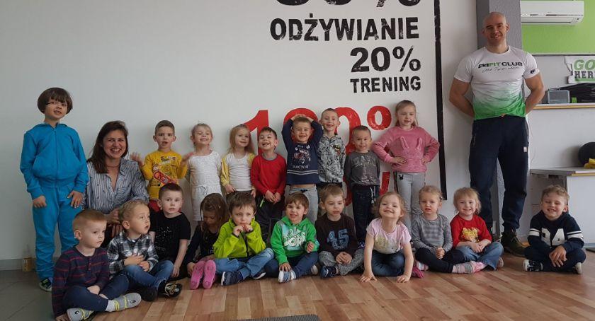 Edukacja, Przedszkolaki chcą - zdjęcie, fotografia