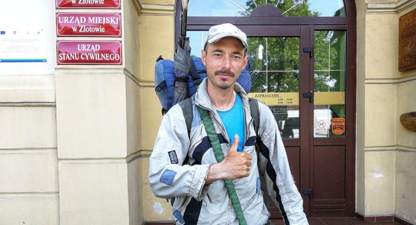 Rekreacja wypoczynek, Skrzat Odkrywca odwiedził Złotów - zdjęcie, fotografia