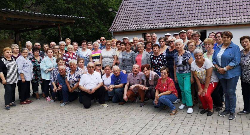 Seniorzy, Integracja seniorów Kujankach - zdjęcie, fotografia