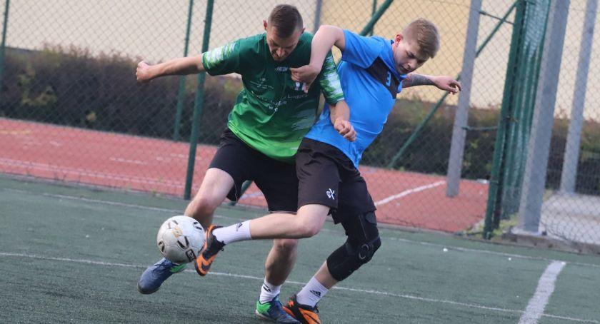 Piłka nożna, Złotowska Szóstek Piłkarskich kolejka - zdjęcie, fotografia