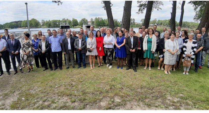 Uroczystości obchody, Dzień Pracownika Służby Komunalnej Terenowej - zdjęcie, fotografia