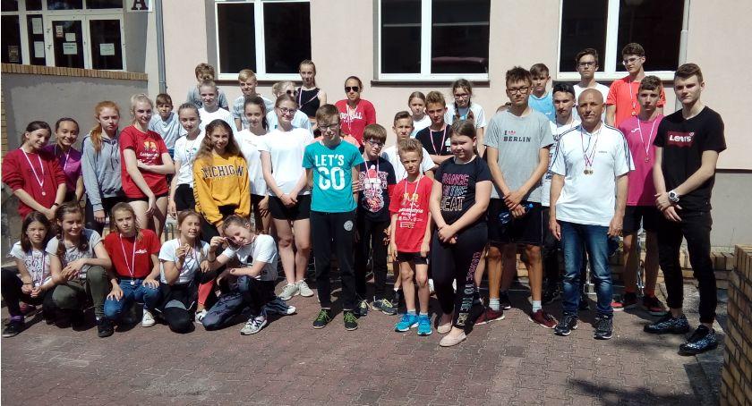 Lekkoatletyka, Mistrzostwa Województwa Lekkoatletyce Dzieci - zdjęcie, fotografia
