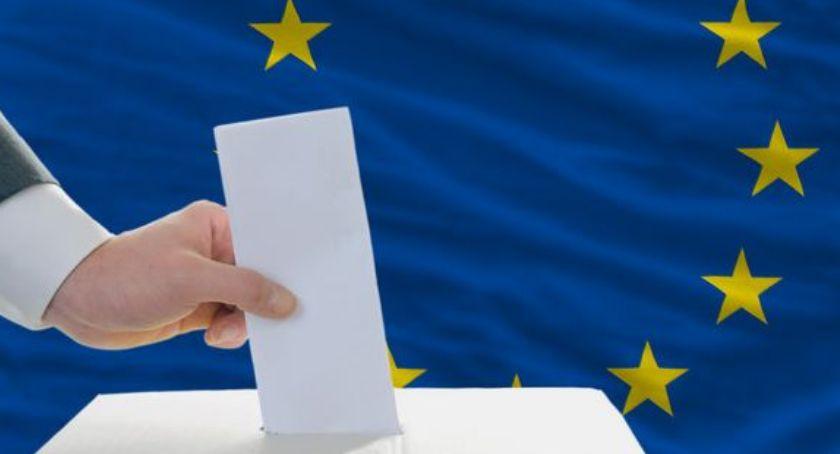 Wybory, Wyniki głosowania wyborach Parlamentu Europejskiego powiecie złotowskim - zdjęcie, fotografia
