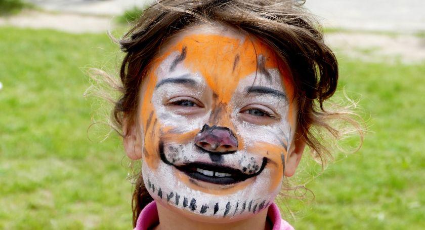 Edukacja, Wesoły Dzień Dziecka zakrzewskiej - zdjęcie, fotografia