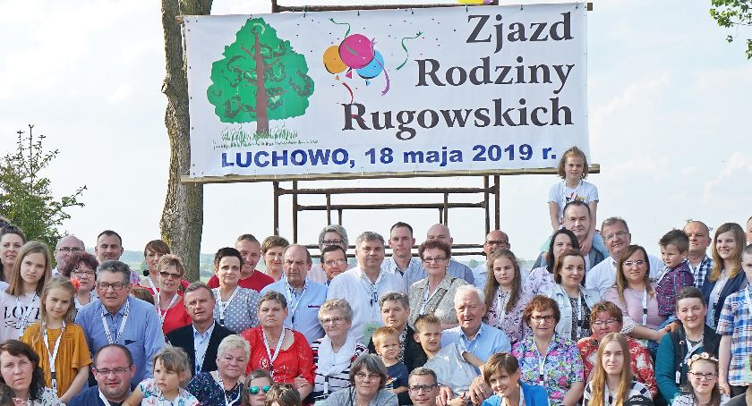 Spotkania i festyny, Rugowscy spotkali zjeździe - zdjęcie, fotografia
