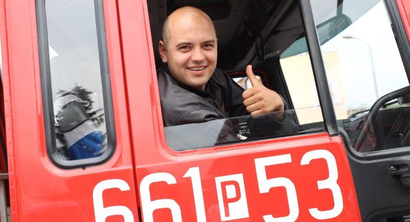 Straż pożarna, Ogólnopolski Samochodów Pożarniczych Zabytkowych Złotów - zdjęcie, fotografia