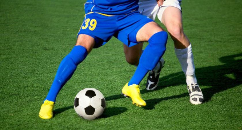 Piłka nożna, Spartanie zagrają Tarnówce - zdjęcie, fotografia
