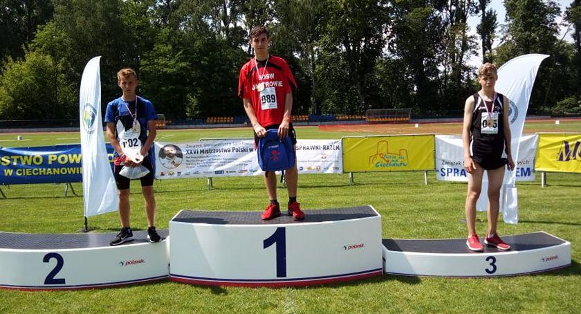 Biegi, Mistrzostwa Lekkoatletyce Sprawni Razem Mistrza Polski! - zdjęcie, fotografia