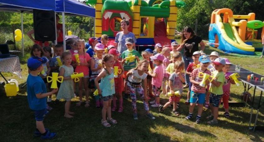 Spotkania i festyny, Święto Rodzinki Przedszkolu Głubczynie - zdjęcie, fotografia
