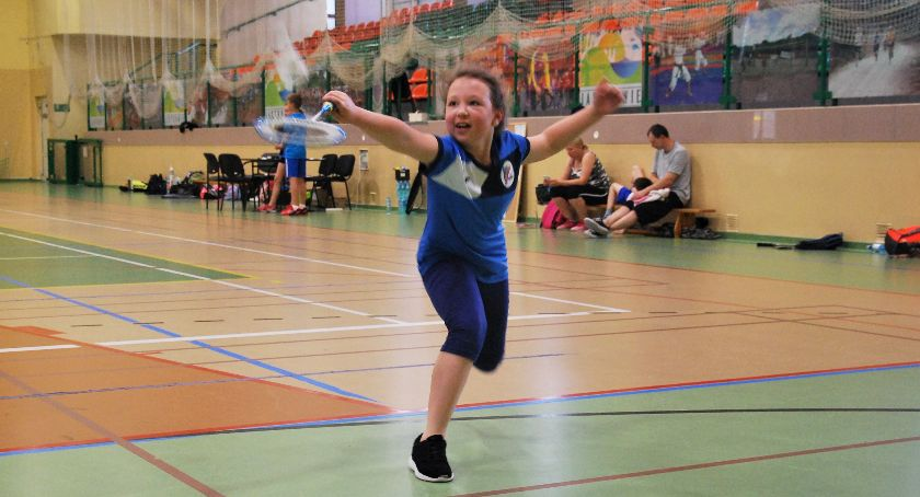 Pozostałe, Turniej badmintona Jastrowiu - zdjęcie, fotografia