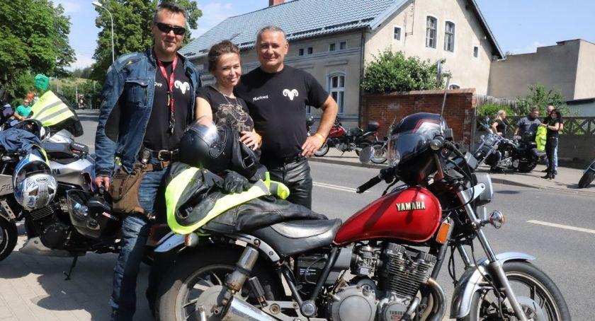 Spotkania i festyny, Rowerowo Motocyklowy Szlakiem Wału Pomorskiego - zdjęcie, fotografia
