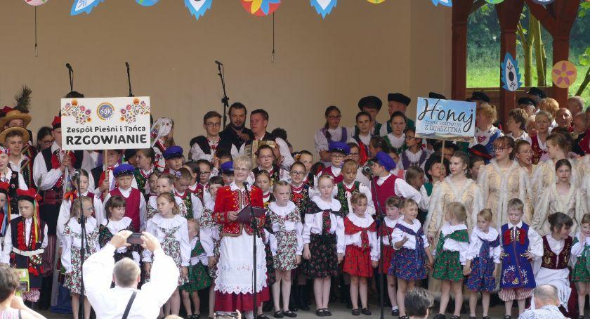 Spotkania i festyny, Roztańczone Zakrzewo - zdjęcie, fotografia