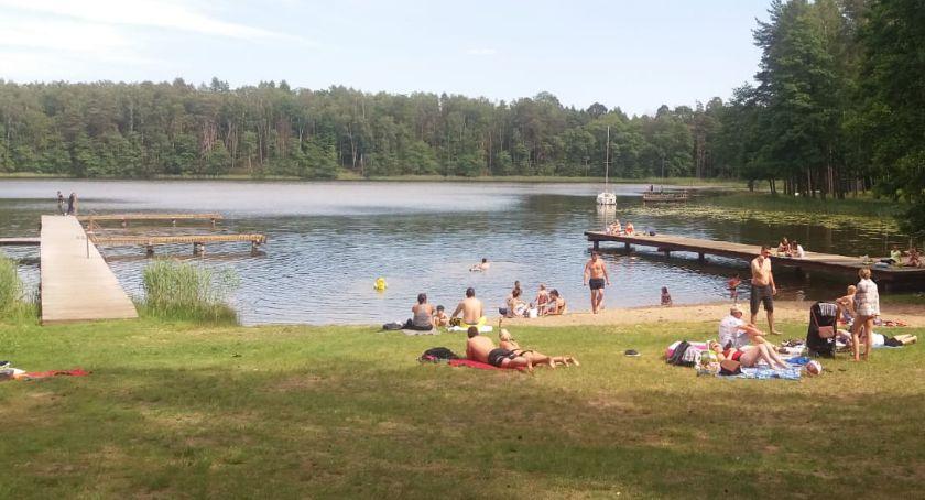 Rekreacja wypoczynek, Sezon zaczyna lipca - zdjęcie, fotografia