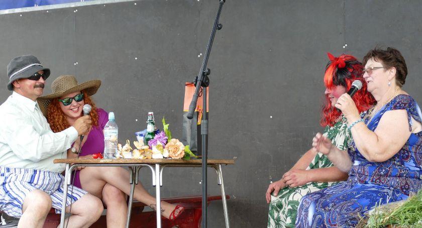 Spotkania i festyny, Festyn parafiany Wielkim Buczku - zdjęcie, fotografia