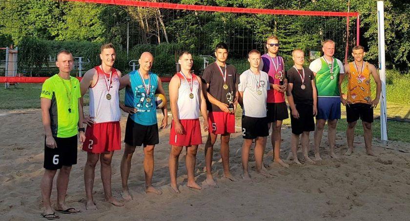 Siatkówka, Turniej siatkówki plażowej Lipce - zdjęcie, fotografia