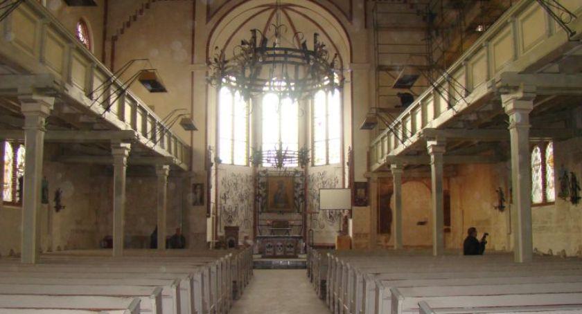 Kościół, złotych parafii - zdjęcie, fotografia