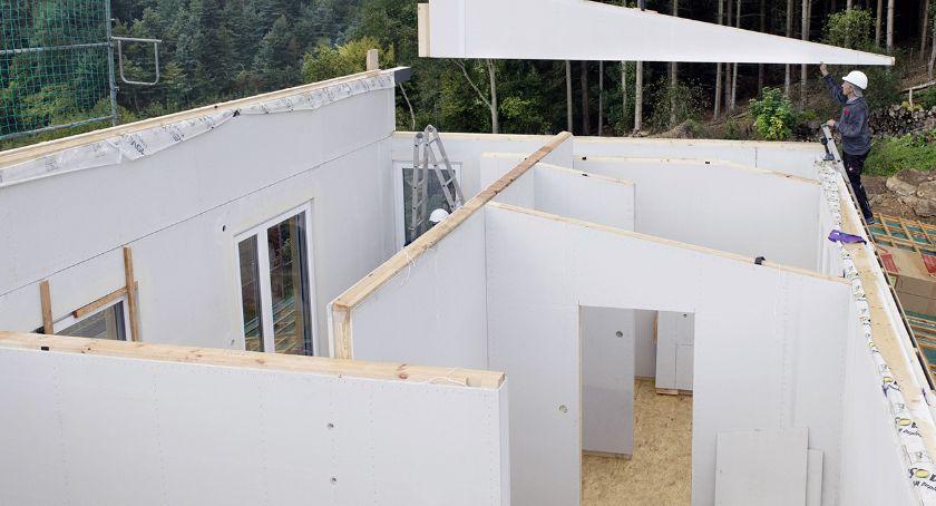 Mieszkania, Płyty suchej zabudowy idealne rozwiązanie wykończenia wnętrz - zdjęcie, fotografia