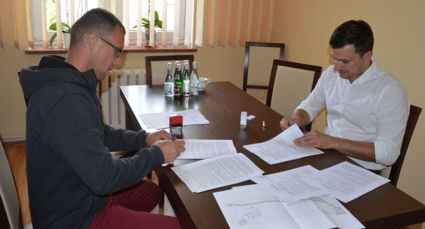 Samorządowcy, Promenada będzie dokończona - zdjęcie, fotografia