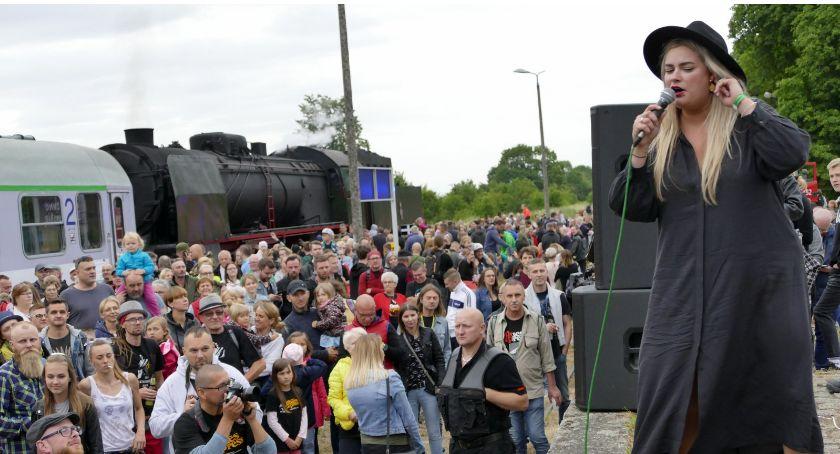 Spotkania i festyny, Blues Express melduje Zakrzewie - zdjęcie, fotografia