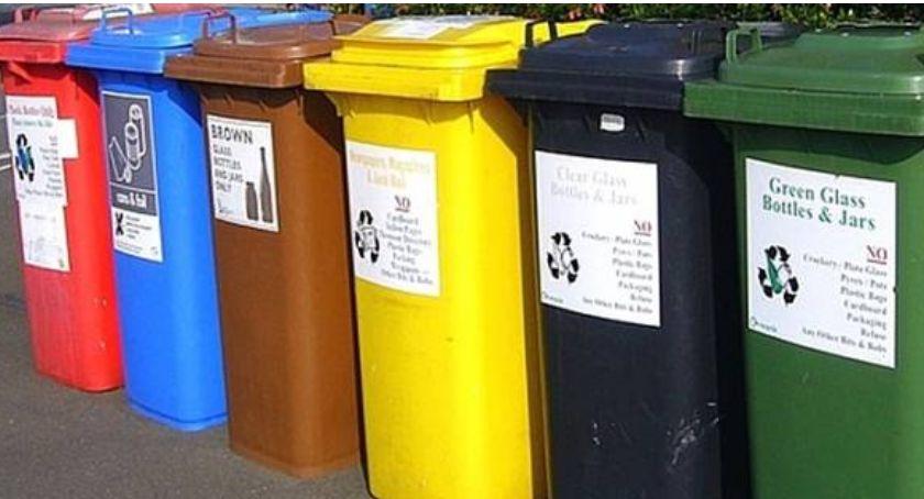 Administracja, Uwaga! Kontrole zbiórki odpadów Złotowie - zdjęcie, fotografia
