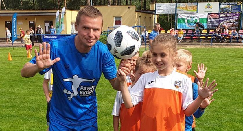 Piłka nożna, Wielkie święto piłki nożnej Tarnówce - zdjęcie, fotografia
