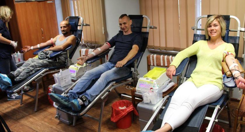 Zdrowie i szpital, osoby podzieliły życiem Kolejna otwarta akcja poboru - zdjęcie, fotografia