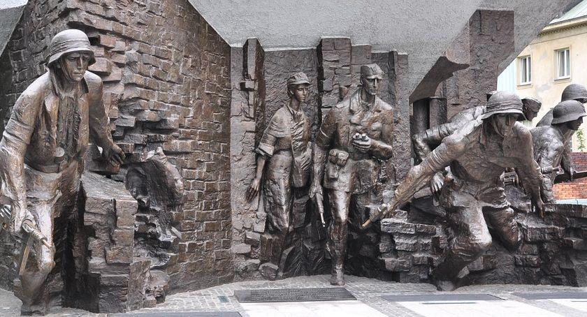 Uroczystości obchody, Pamiętamy Powstaniu Warszawskim - zdjęcie, fotografia