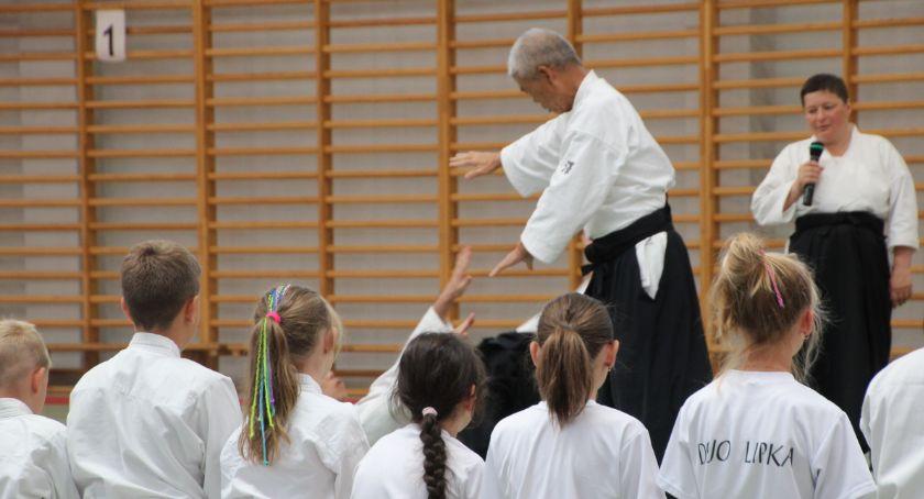 Karate Aikido - sztuki walki, Letnia Szkoła Aikido Złotowie - zdjęcie, fotografia
