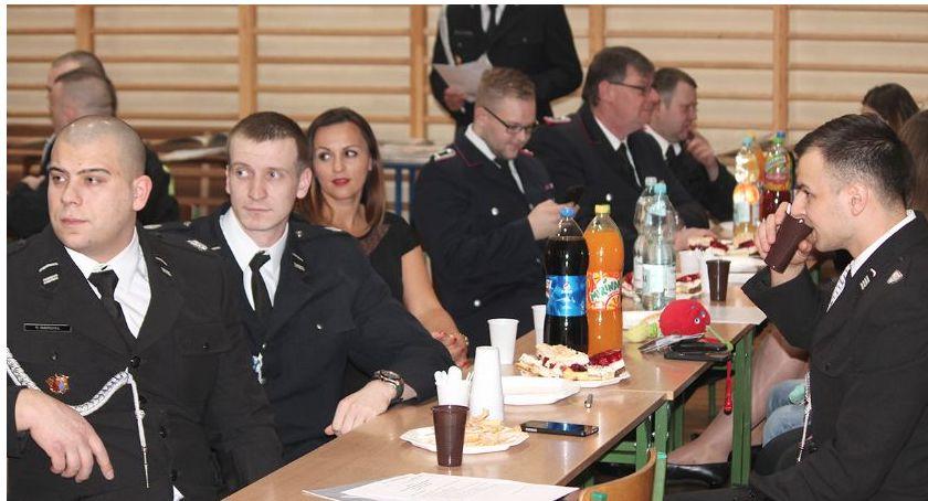Straż pożarna, Lotyń dostanie - zdjęcie, fotografia