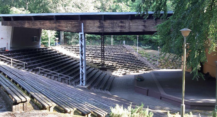 Dyrektor ZCAS ma nadzieję, że wprzyszłorocznym budżecie znajdą się pieniądze na remont amfiteatru