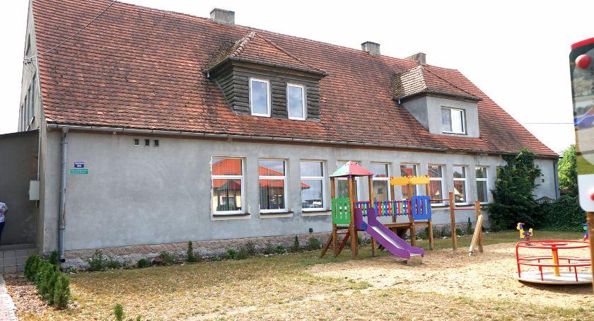Jeszcze kilkanaście lat temu wtym budynku była szkoła iprzedszkole