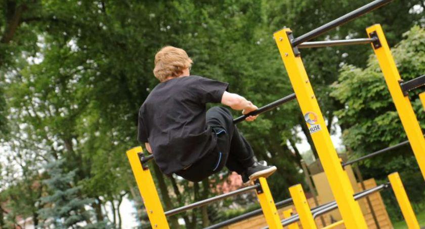 Jeden street workout park otwierano w Złotowie dwa lata temu. Jest propozycja aby powstał kolejny