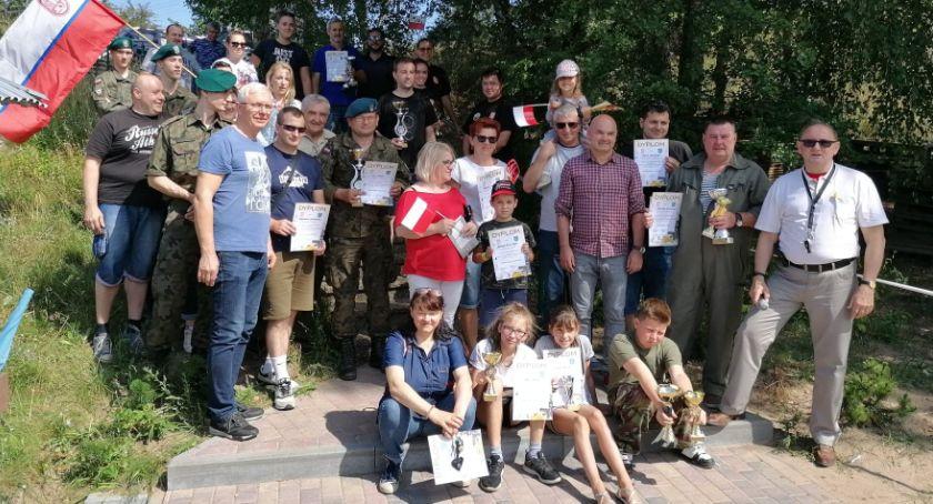 Pozostałe, Strzelali okazji Święta Wojska Polskiego - zdjęcie, fotografia